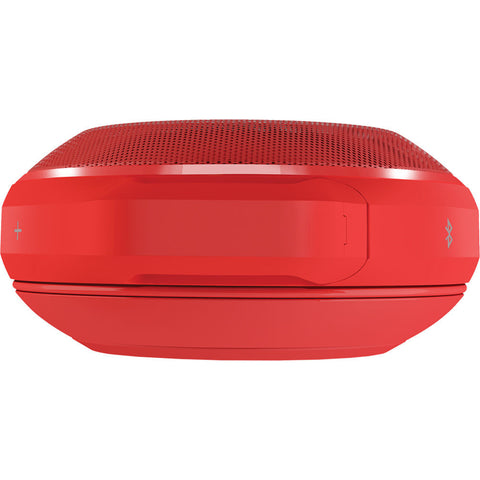 JBL Clip + Wireless Bluetooth Speaker (Red)