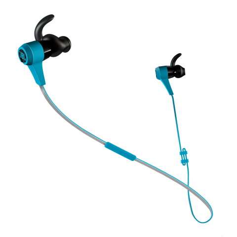 JBL Synchros Reflect  Bluetooth In-Ear Headphones Blue