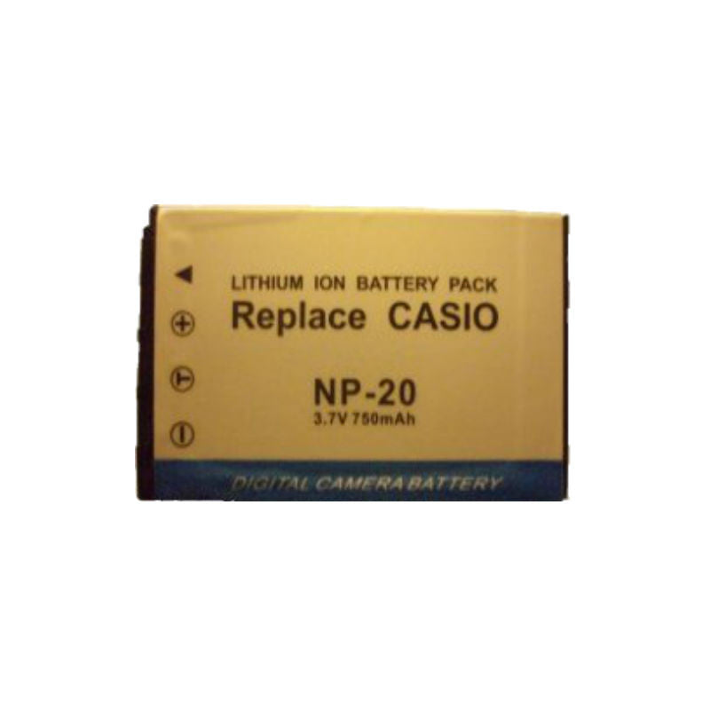 Generic NP-20 Battery for Casio