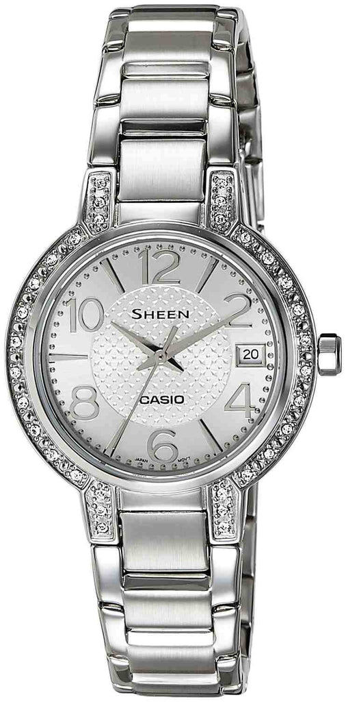 Casio Sheen SHE-4804D-7A Watch (New with Tags)