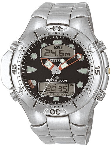 Citizen Promaster Aqualand II Divers JP1060-52E Watch (New with Tags)