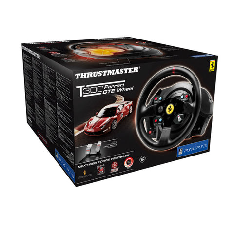Thrustmaster T300 Ferrari GTE for PC/PS3/PS4