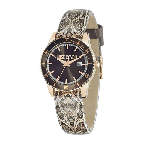 Just Cavalli Just in Time R7251202501 Watch (New with Tags)