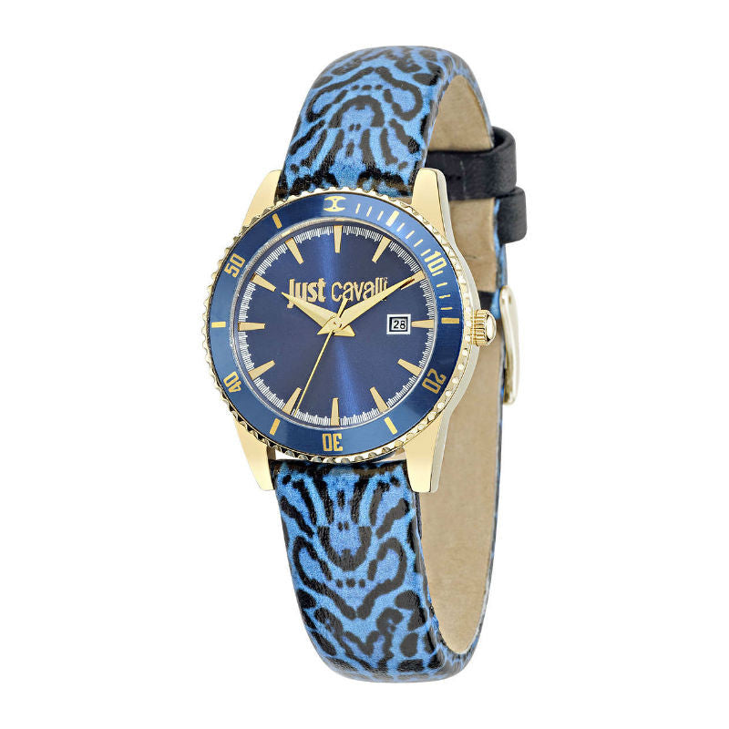 Just Cavalli Just in Time R7251202502 Watch (New with Tags)