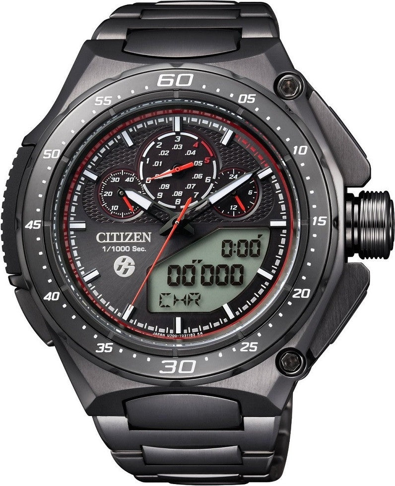 Citizen Eco-Drive Toyota JW0104-51E Watch (New with Tags)