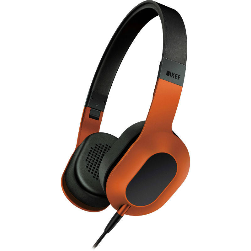 KEF M400 Headphones (Sunset Orange)