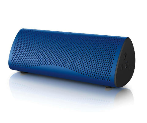 KEF MUO Speakers (Blue)