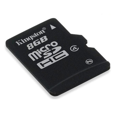 Kingston 8GB T-Flash/Micro SD (Class 4)