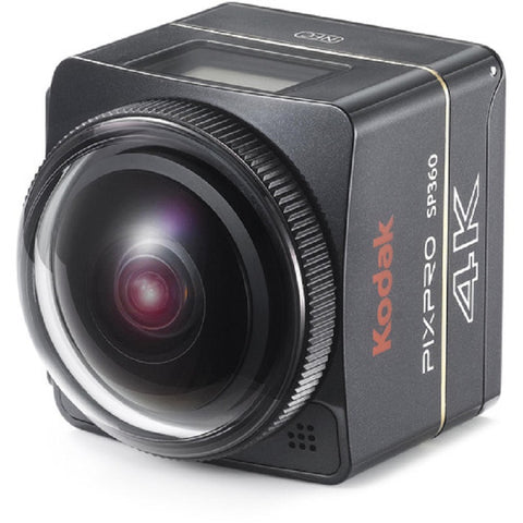 Kodak Pixpro SP360-4K 360-Degree Action Camera