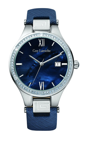 Guy Laroche TimePieces GL-L1003-02 Watch (New With Tags)