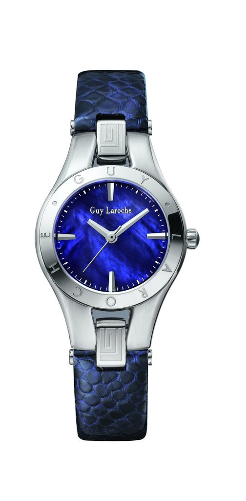 Guy Laroche TimePieces GL-L1005-02 Watch (New With Tags)
