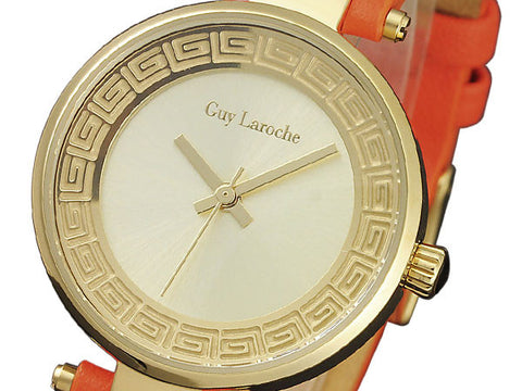 Guy Laroche TimePieces GL-L1007-04 Watch (New With Tags)
