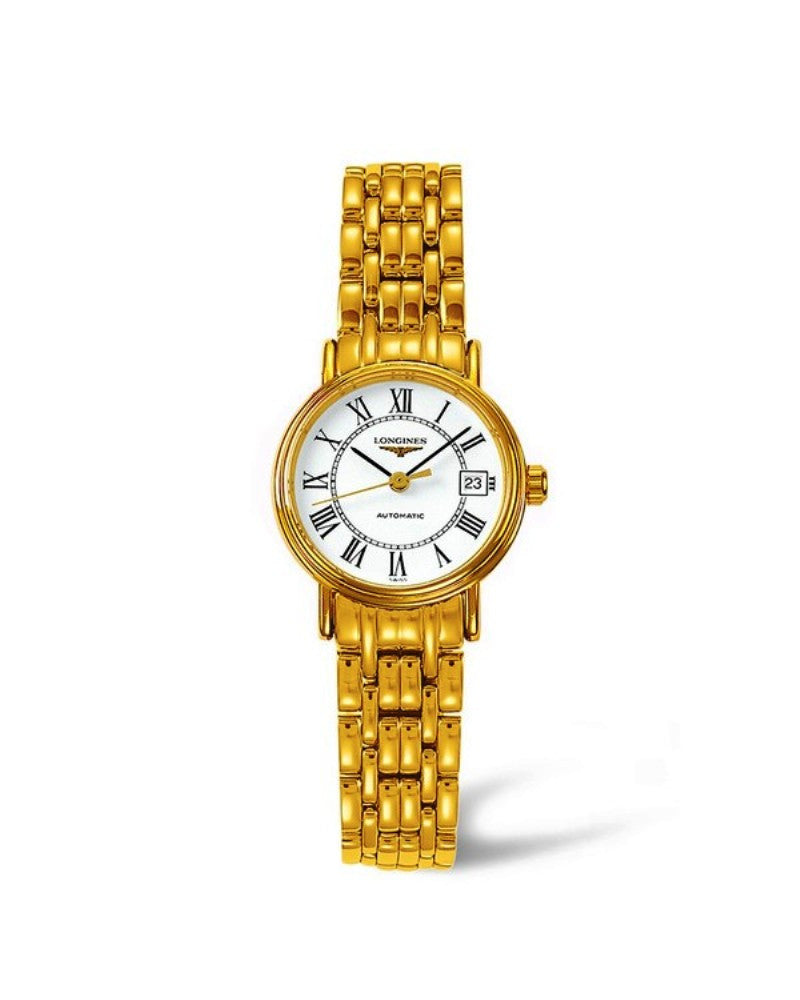 Longines Presence L43212118 Watch (New with Tags)
