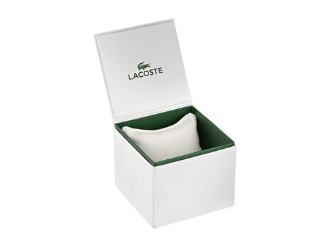Lacoste Charlotte Nicosia Chronograph 2000806 Watch (New with Tags)