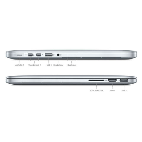 Apple MacBook Pro Retina i7 512GB 15.4inches Laptop (MJLT2)