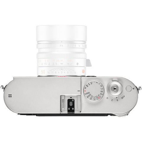 Leica M Typ 240 Silver Mirrorless Digital Camera