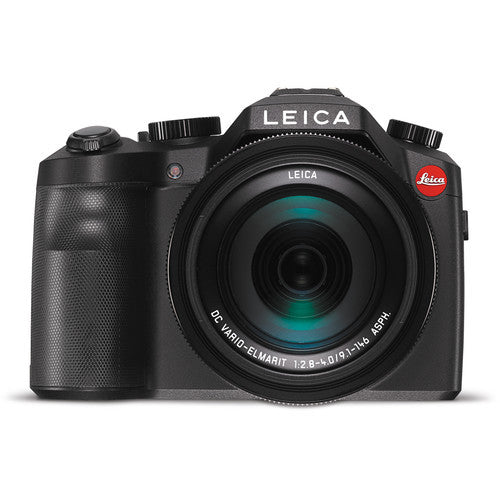 Leica V-Lux Type 114 Black Digital Camera