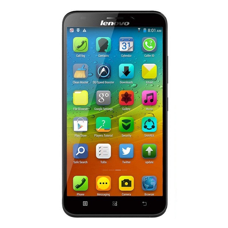 Lenovo A916 8GB 4G LTE Black Unlocked (CN Version)