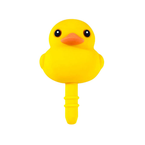 Bone Collection Duck LF11074-Y Ear Cap (Yellow)