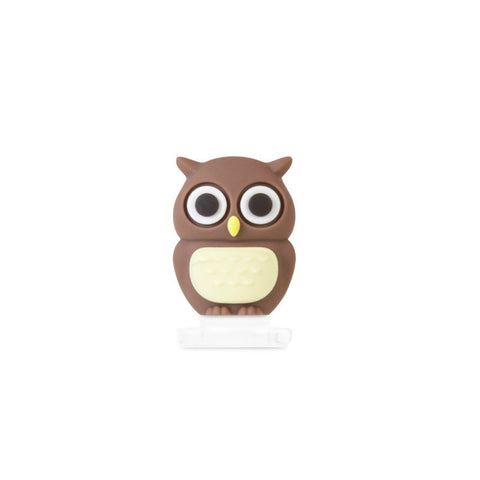 Bone Collection Owl LF12112-BR Lightning Cap (Brown)