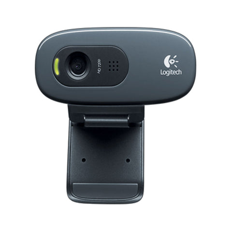 Logitech C270 HD 720p Webcam