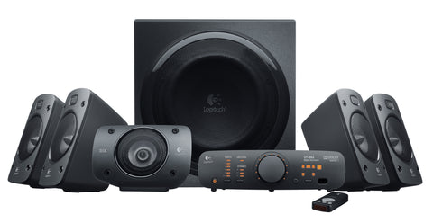 Logitech Z906 Surround Sound Speakers (Black) 980-000469
