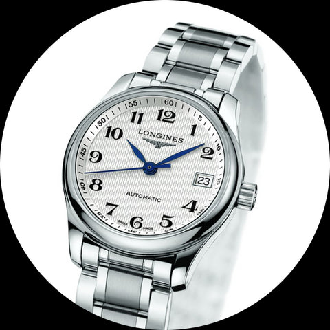 Longines Master Collection L21284786 Watch (New with Tags)