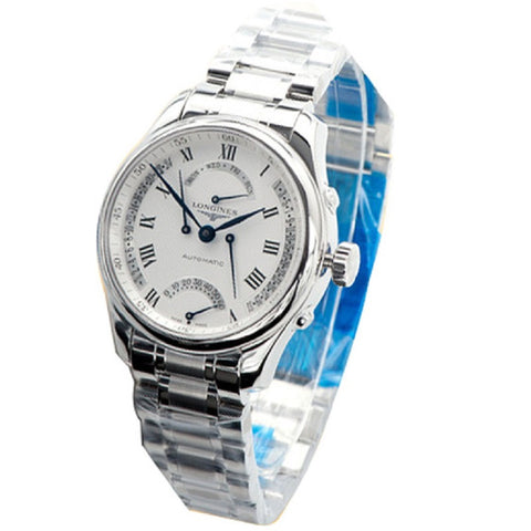 Longines Master Collection L27154716 Watch (New with Tags)