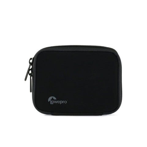 Lowepro Compact Media Case 20 for Portable Hard Drives (Black)