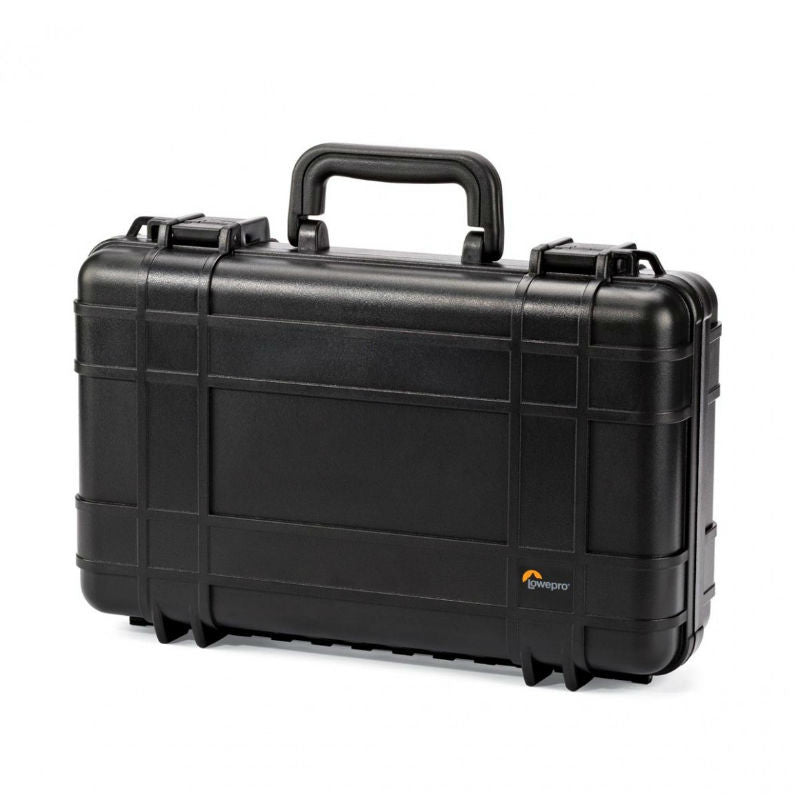 Lowepro Hardside 200 Hard Shell Case For DSLRs (Black)