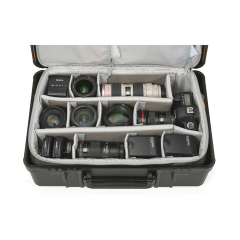 Lowepro Hardside 400 Hard Shell Case For DSLRs (Black)