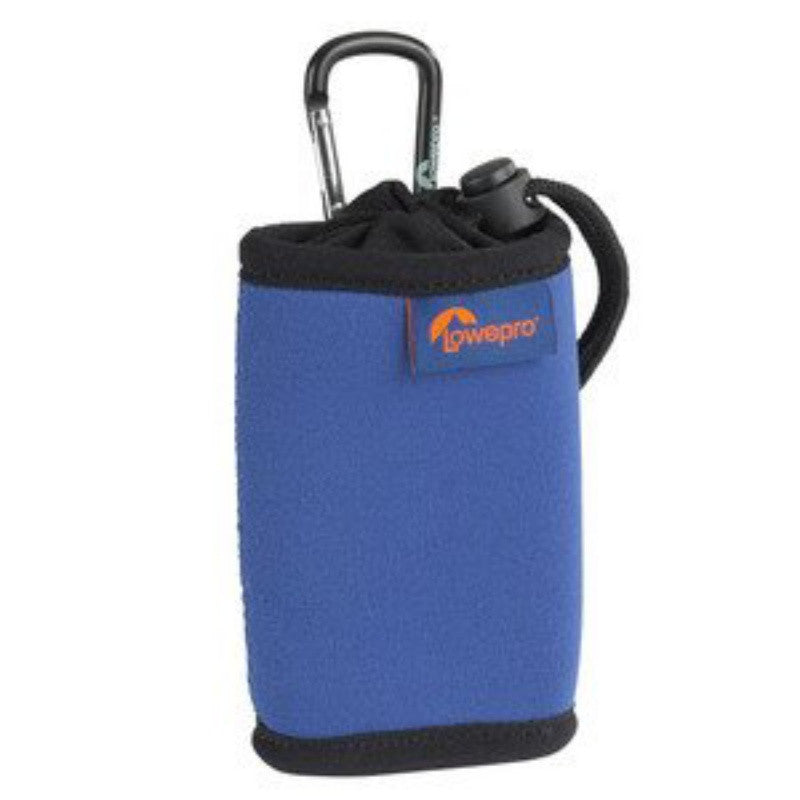 Lowepro Hipshot 10 Pouch for DSC or Flip Camcord (Royal Blue/Black)