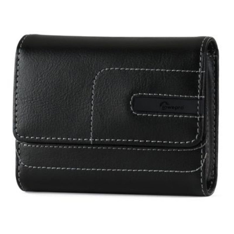 Lowepro Portofino 20 Leather Pouch for Camera (Black)