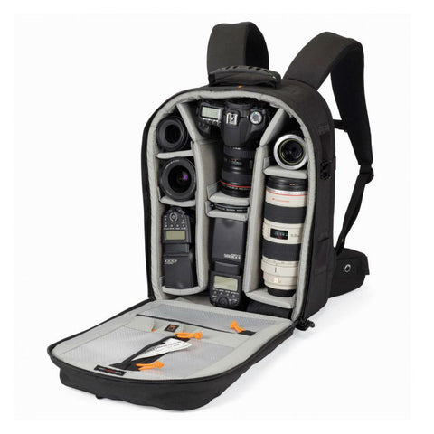 Lowepro ProTactic 350 AW Camera Backpack (Black)