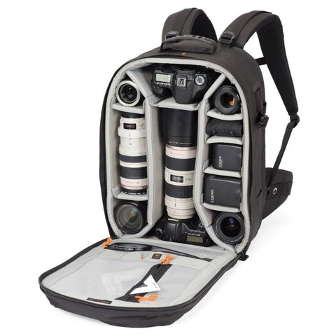 Lowepro ProTactic 450 AW Camera Backpack (Black)