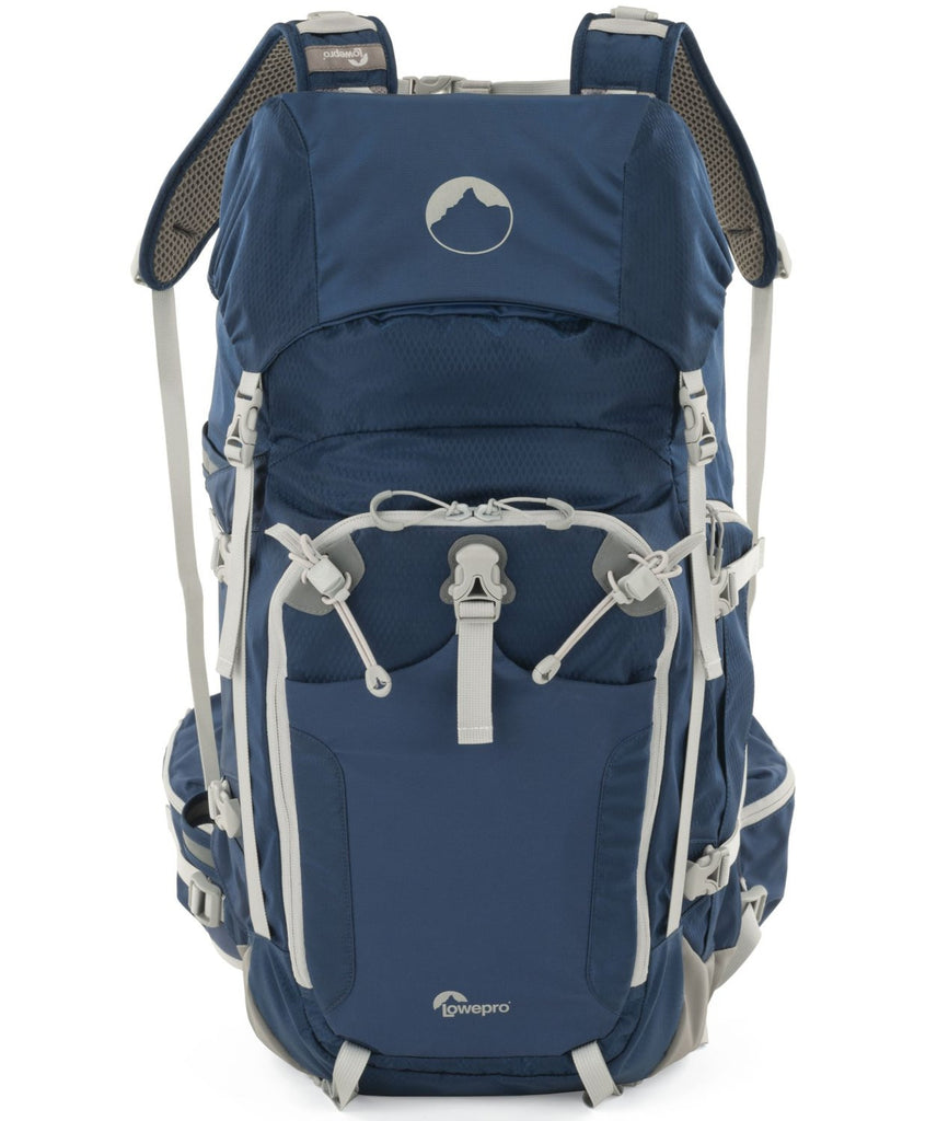 Lowepro Rover Pro 35L AW Camera Backpack (Galaxy Blue/Light Grey)