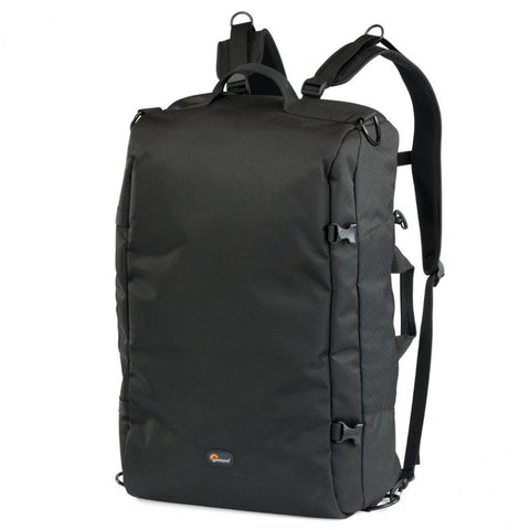 Lowepro S&F Transport Duffle Backpack (Black)