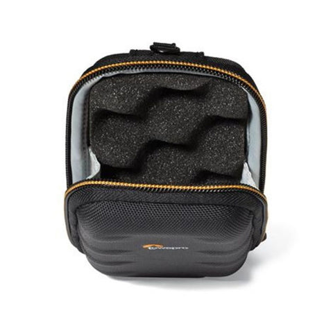 Lowepro Santiago 20 II Camera Bag (Black/Orange)