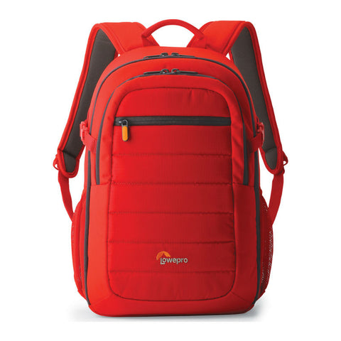 Lowepro Tahoe BP 150 Camera Backpack (Mineral Red)