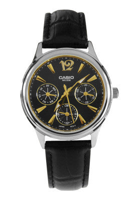 Casio Enticer LTP-2085L-1A Watch (New with Tags)