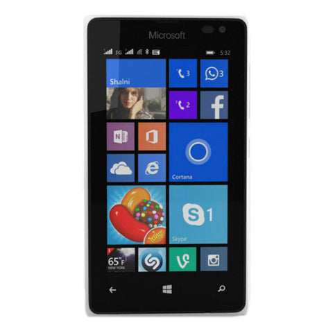 Microsoft Lumia 435 8GB 3G White Unlocked
