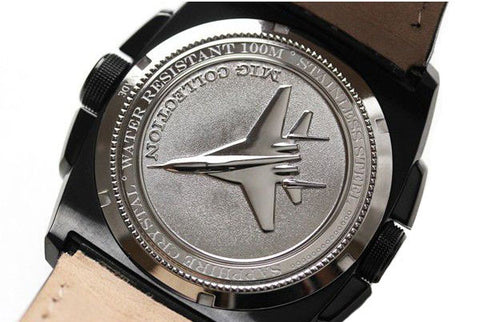 Aviator Swiss Cockpit Quartz M20450094 Watch (New with Tags)