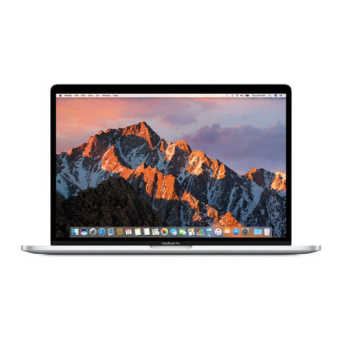 Apple MacBook Pro with Touch Bar 256GB 15.4 inch Laptop (MPTU2ZP/A) Silver