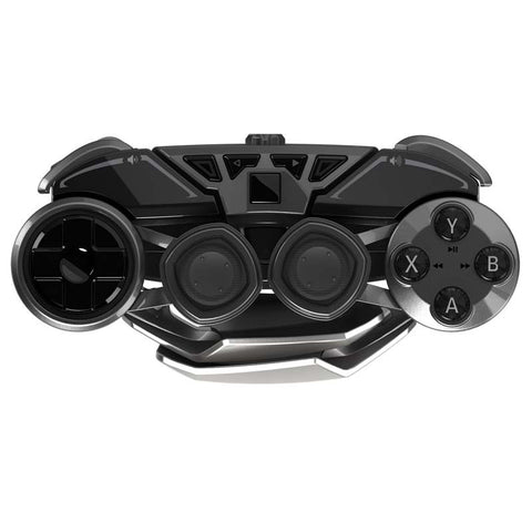 Mad Catz L.Y.N.X.9 Mobile Hybrid Controller with Bluetooth Technology for Android Smartphones, Tablets and PC MCB322670001/04/1 (Gloss White)