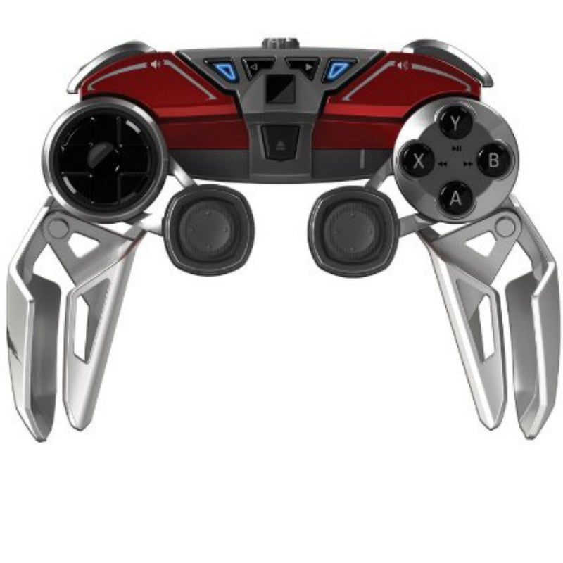 Mad Catz L.Y.N.X.9 Mobile Hybrid Controller with Bluetooth Technology for Android Smartphones, Tablets and PC MCB322670003/04/1 (Gloss Red)