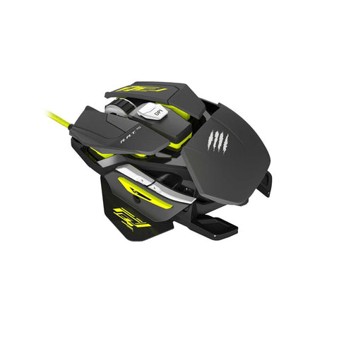 Mad Catz Cyborg R.A.T PRO S Gaming Mouse MCB4372200A6/04/1