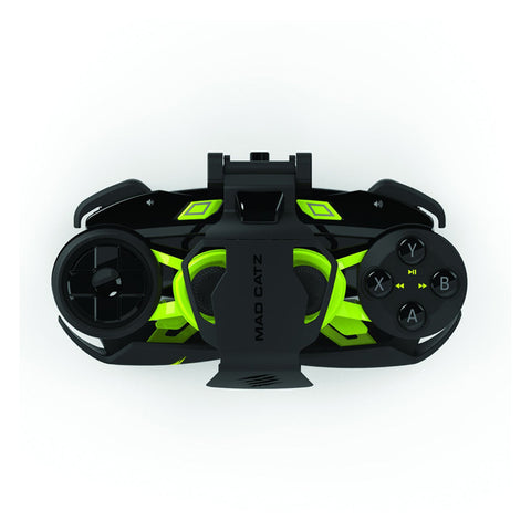 Mad Catz L.Y.N.X 3 Mobile Wireless Controller MCB322690006/04/1 (Green)