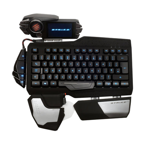 Mad Catz S.T.R.I.K.E 7 Gaming Keyboard MCB43109N002/02/1