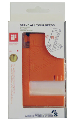 Magic Mobile Stand Orange