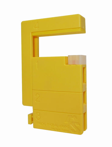 Magic Mobile Stand Yellow